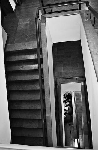 """067/365 """"La escalera de los 4 amiguetes"""" by Flickr Jiménez (Pedro Nog)"""