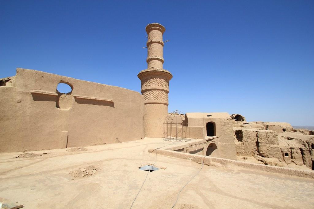 Shaking Mineret of Kharanaq