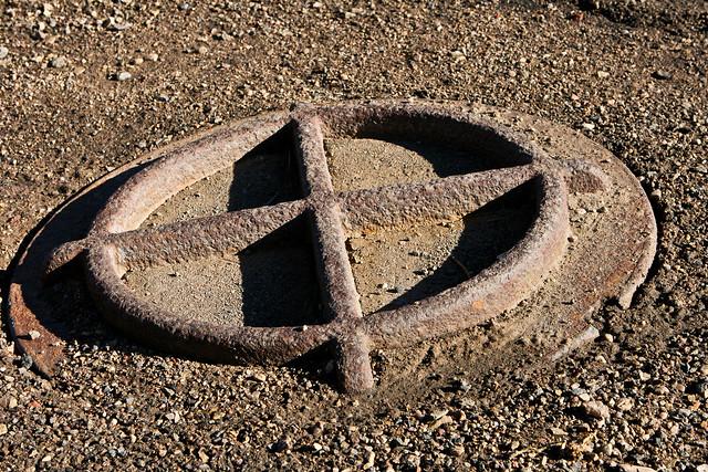 Manhole?
