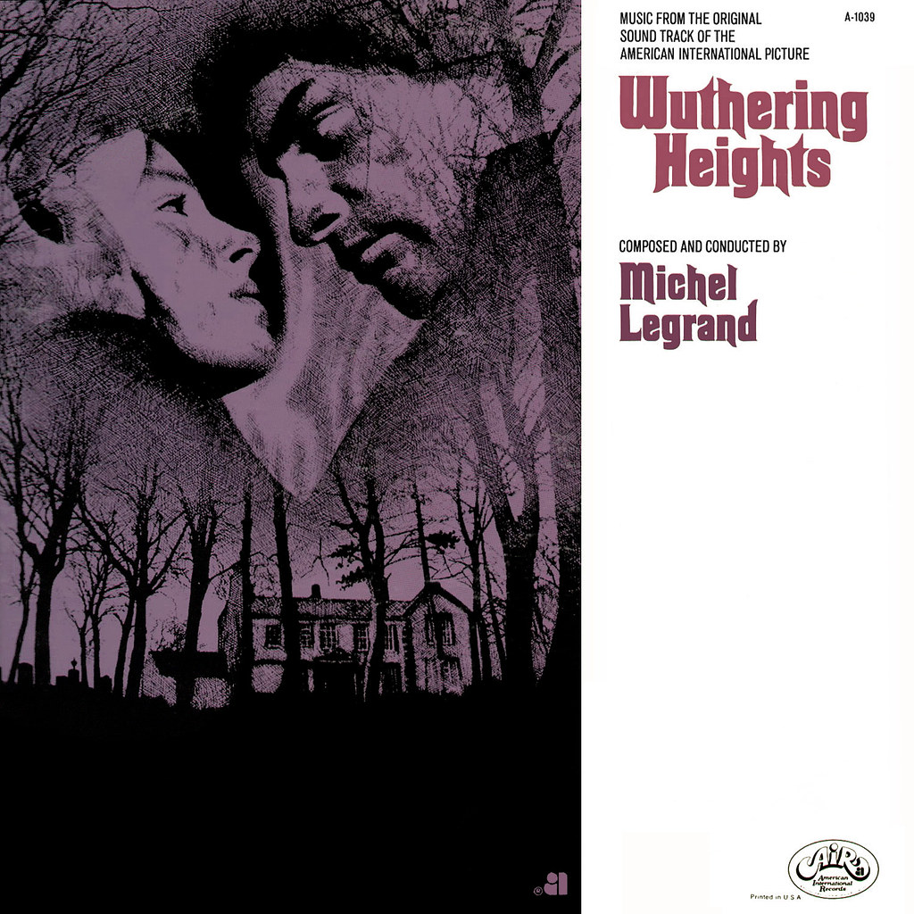 Michel Legrand - Wuthering Heights