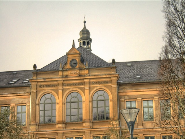 Schule_Glockenturm