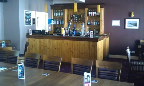 Function room above Gillespies