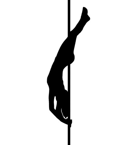 Cross Ankle Invert w/ pole hold