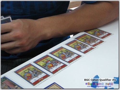 BGC Settlers of Catan 2011 - Qualifier #1