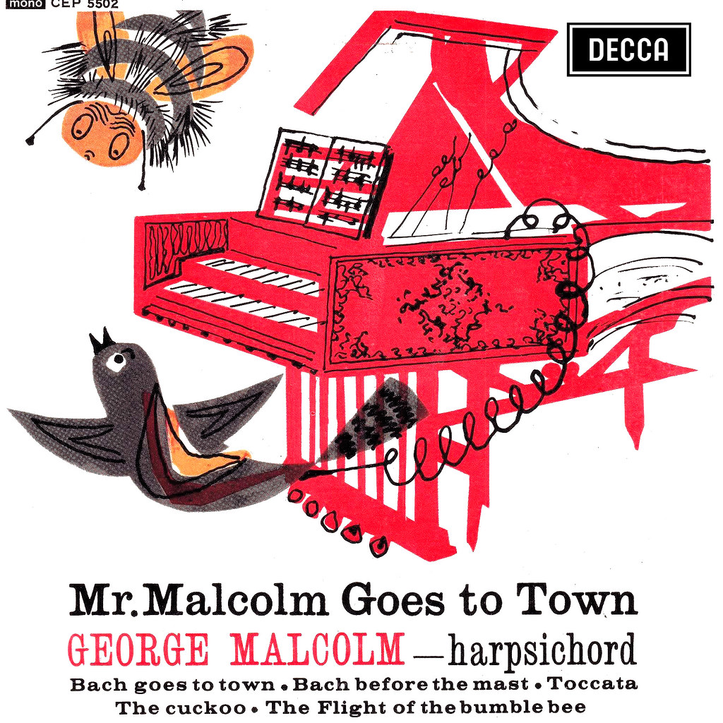 George Malcolm - Mr Malcolm Goes To Town
