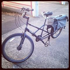Sun Atlas cargo bike - my next bike, so fun to ride
