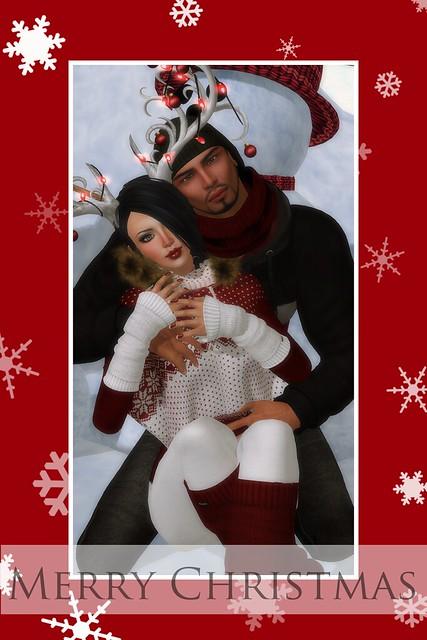 Merry Christmas ♥ Sal & Lourdes