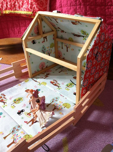 fabric barn w/timberframe