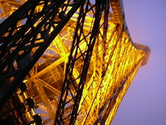 Eiffel Tower by kathrynlinge