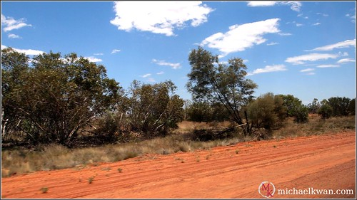 Middle of the Outback
