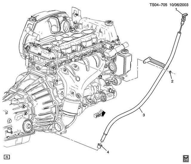 Service manual [Diagram Of Transmission Dipstick On A 1994