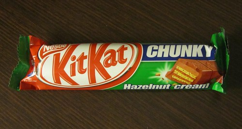 Kit Kat Chunky Hazelnut Cream (USA)