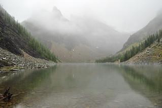 Lake Agnes, 31 Aug 2011