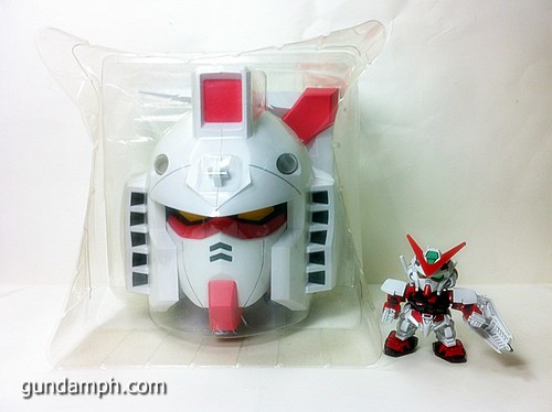 BIG RX-78-2 Gundam Head Coin Bank 30th Anniversary Edition 7-11 (14)