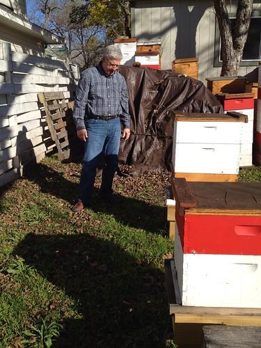 Mark & bees