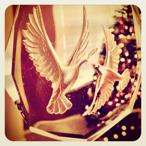 Peace #peace #newyears #2012