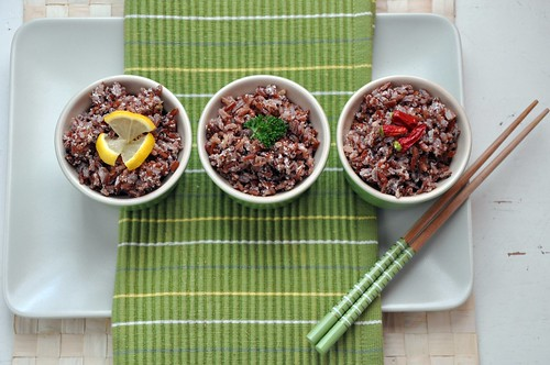 California Red Rice
