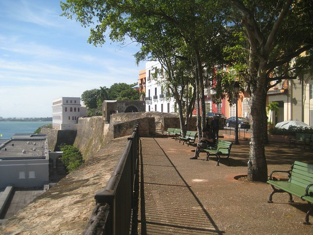 Old San Juan - Miranda