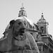 Piazza del Popolo - Rome under the snow