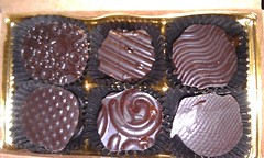 Cocoa Bee honey chocolates