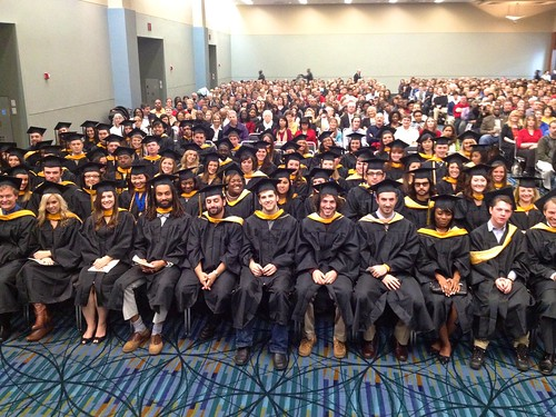 VCU Mass Communications Commencement Speech