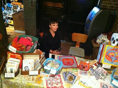 Krankies Holiday Craft Fair 2012