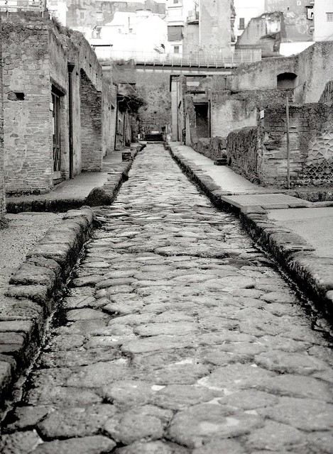 Another view in Herculaneum
