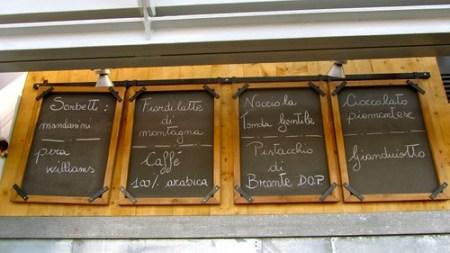 Lait: gelateria alpina a Genova Porto Antico