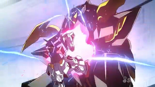 Gundam AGE Episode 15 Those Tears Fall in Space Youtube Gundam PH (13)