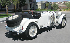 Mercedes Benz SSK