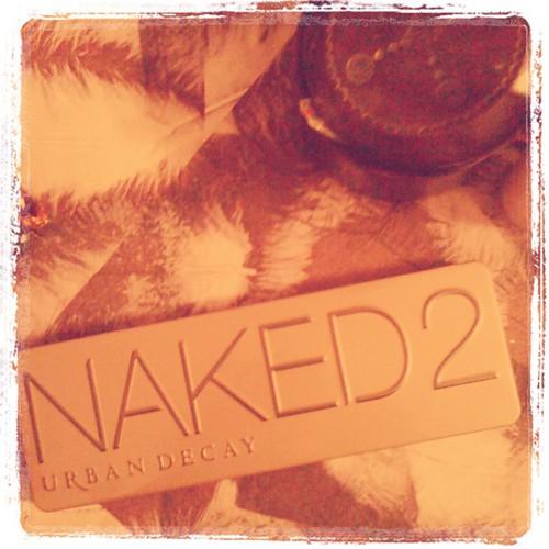#graal #naked2 #urbandecay