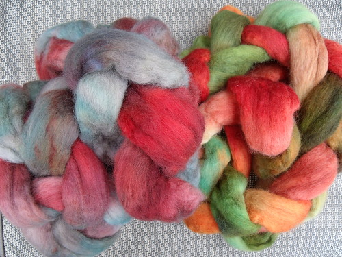 Test Dyeing - Greener Shades custom palettes