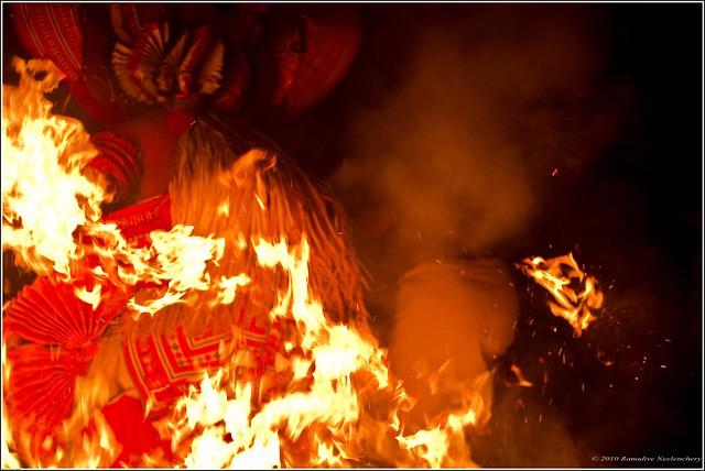 Fire Entry of Kandanar Kelan