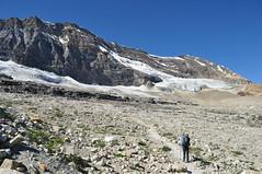 Iceline Trail, 28 Aug 2011