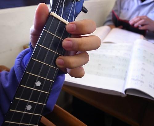 吉他譜 @ 被貓撿到的幸福 :: 痞客邦