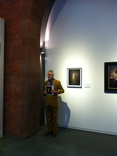 Portrait Gallery Opening 01.12.11 060