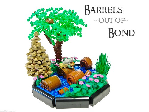 Barrels out of Bond