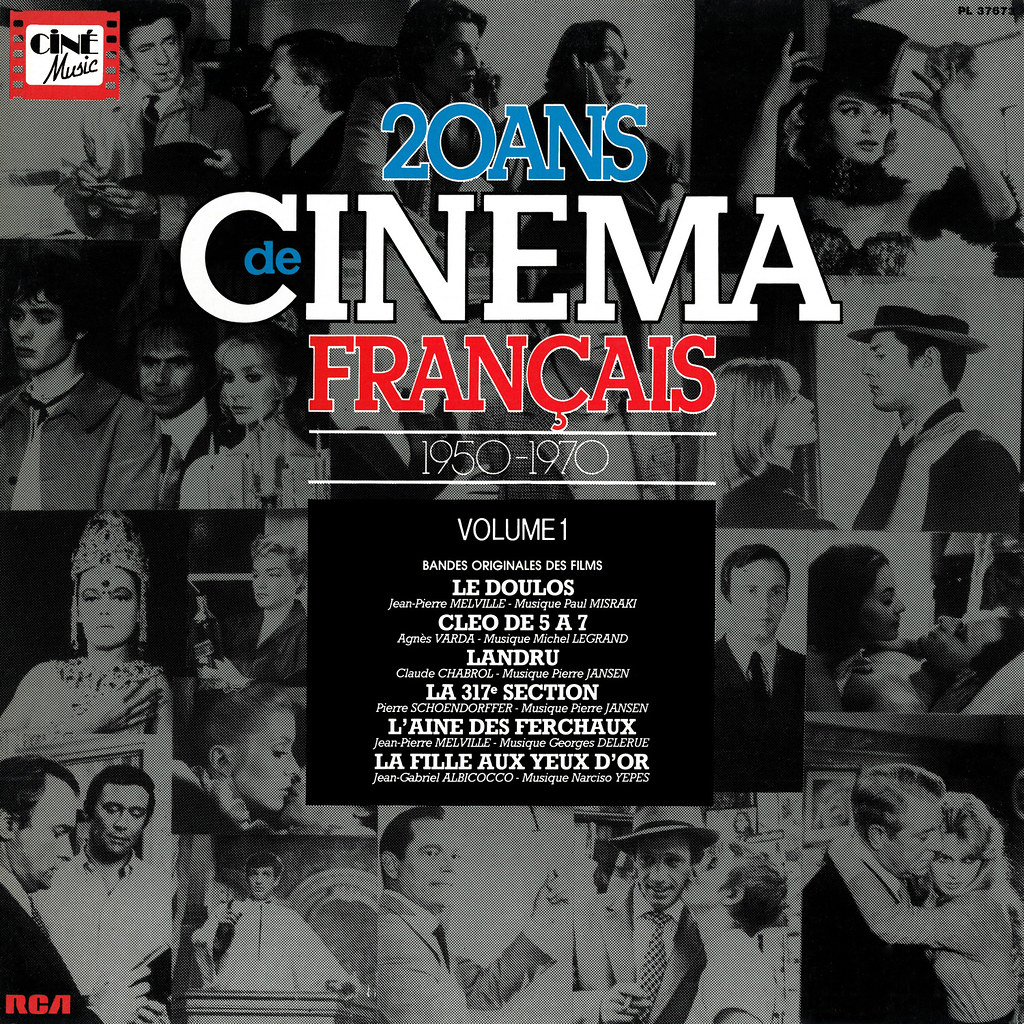 Various Artists - 20 ans de cinema français