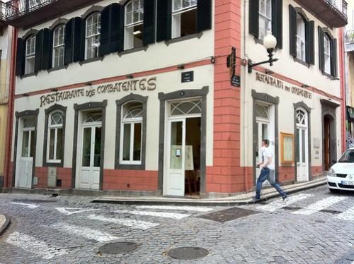 Funchal Restaurante Dos Combatentes - 2