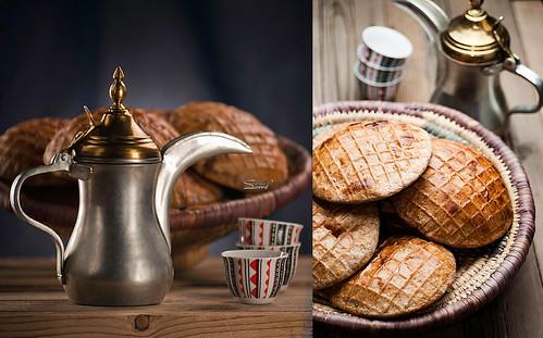 قهوة وكليجة by saeed al alawi