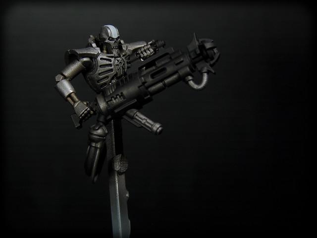 Necron Immortals / Inmortales Necrón 007