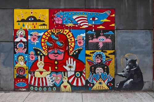 Street Art, Lower East Side