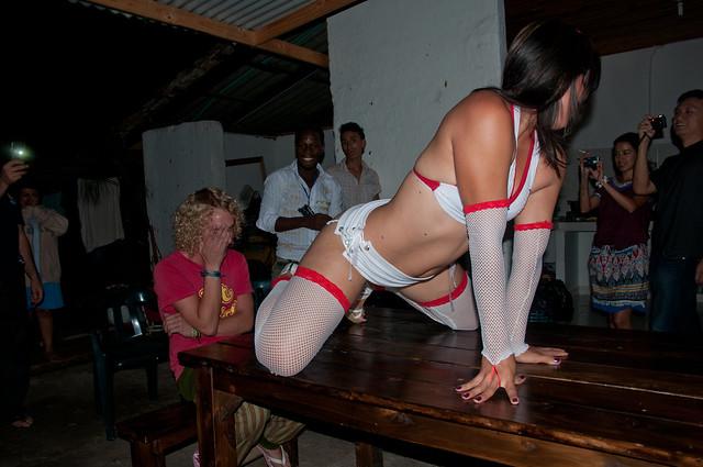 Exotic Dancing