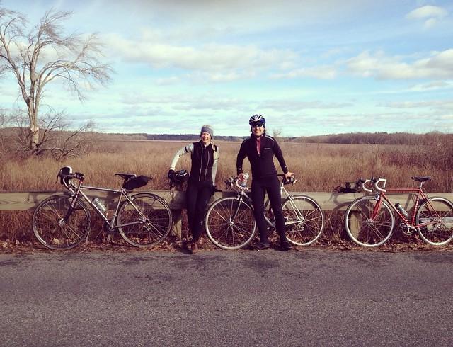 Pamela, Patria, Bikes, RSC Women's Ride