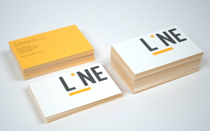 Line / Business cards