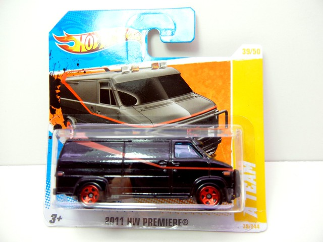 HOT WHEELS A-TEAM VAN SHORT CARD (2)