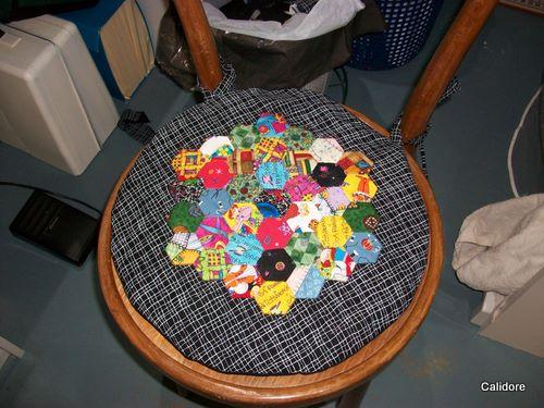 Sewing Chair Cushion