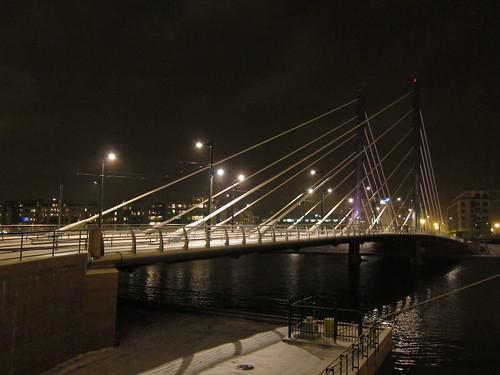 Ruoholahti Bridge