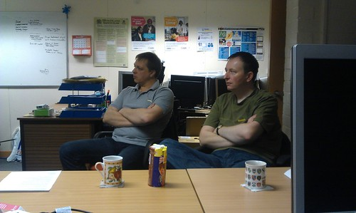Blackpool LUG Meeting 21/01/2012