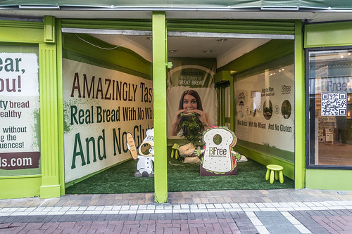 "Bfree Real Bread ""Pop-Up Shop"" by infomatique"
